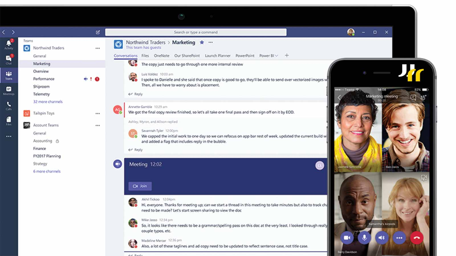 Microsoft Teams: Stu's Top 5 Features | ICOMM