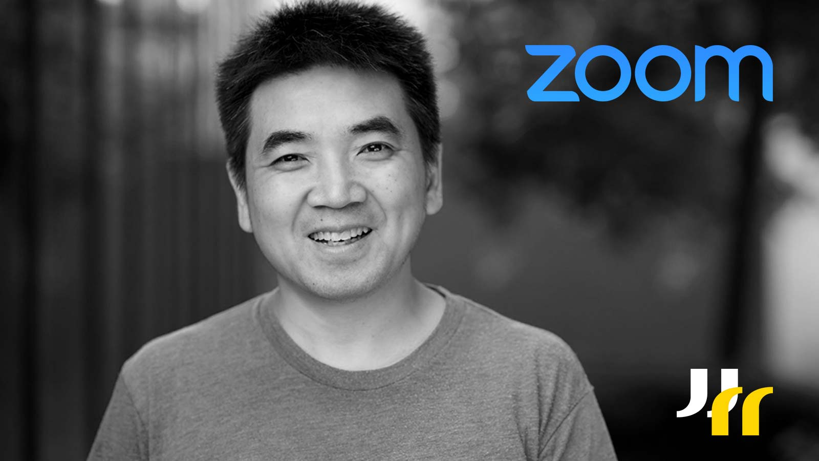 event header image - Zoom CEO Eric Yuan
